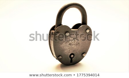 Old Reliable Lock Stock photo © Stocksnapper