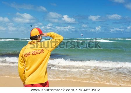 サーフィン 2 競合 電源 波 海 ストックフォト © Sportlibrary