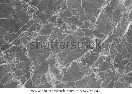 Seamless dark grey granite texture Stock photo © ixstudio