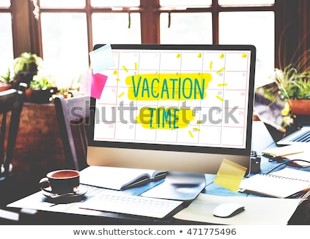 Vacation Time Stock photo © Lightsource