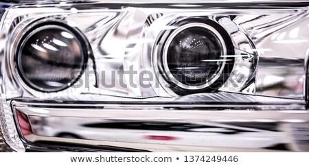 Briljant nieuwe licht stralen Stockfoto © 3mc