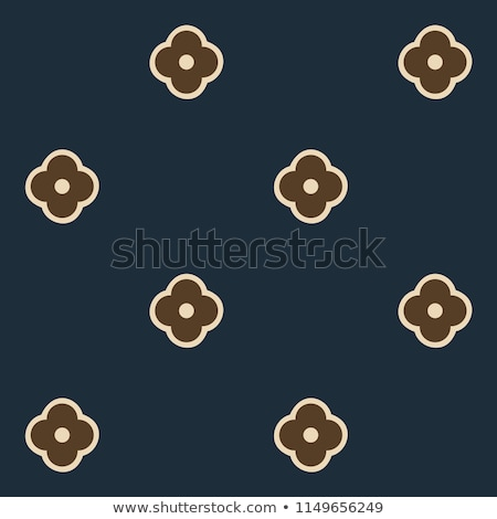 pattern of yellow tradition clothing wall paper panel Stock photo © vichie81