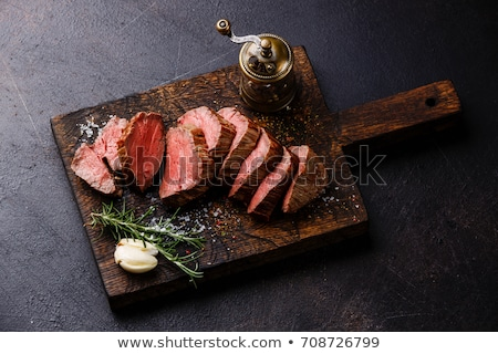 Beef tenderloin Stock photo © Stocksnapper