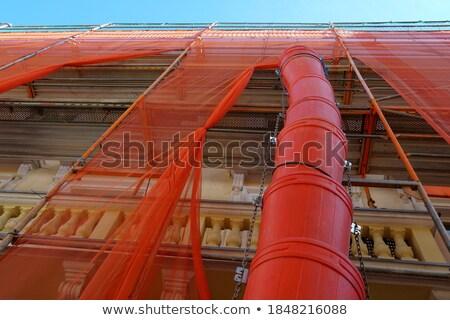 A colored chute Stock photo © gemenacom