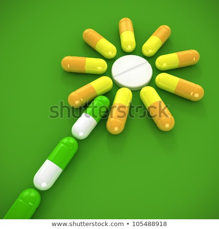 Homeopathy - Medical Concept. 3D Render. Stock photo © tashatuvango