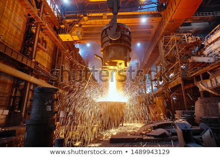Metallurgy Stock photo © bazilfoto