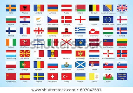 united kingdom and armenia flags stock photo © istanbul2009