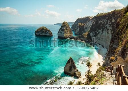 Nusa penida, Bali sea Stock photo © artush