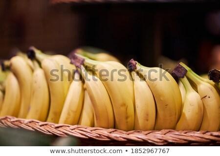 ízletes · organikus · helyi · piac · tavasz · természet - stock fotó © klinker