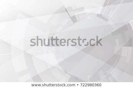 Illustration Cog roue résumé technologie fond Photo stock © designers