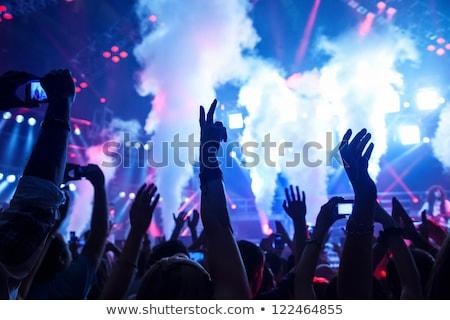 Tifosi dancing discoteca musica Foto d'archivio © wavebreak_media
