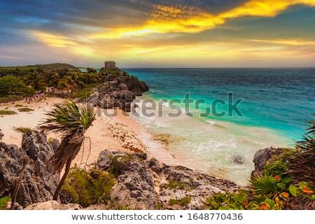 caribbean vacation Stock photo © Hofmeester