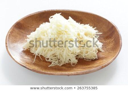 grated raw potatoes Stock photo © Digifoodstock