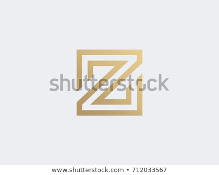 house logo with letter Z sign. logo template Stock photo © taufik_al_amin