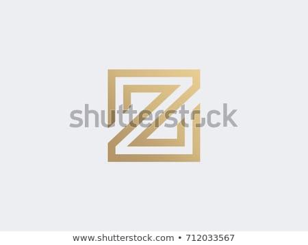 house logo with letter Z sign. logo template stock photo © taufik_al_amin