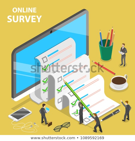 e-mail · vs · boodschapper · marketing · isometrische · vector - stockfoto © tarikvision