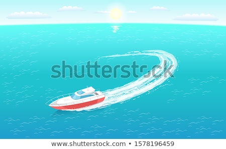 Rescue Emergency Sailboat, Coast Guard Transport Stock photo © robuart