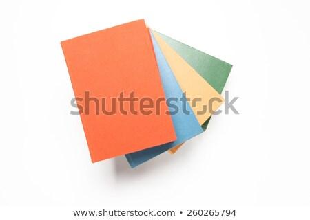 マクロ スタック 図書 クローズアップ 本当の ストックフォト © lichtmeister
