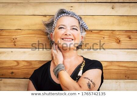 Alternative Pin Up model Stock photo © curaphotography