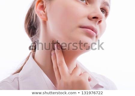 Ludzka ręka ramię puls muzyka Zdjęcia stock © caimacanul