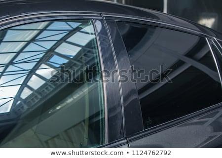 Glas metaal plafond foto business centrum Stockfoto © milsiart