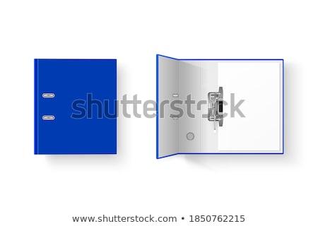 грязный · Top · документы · служба · Focus - Сток-фото © photography33