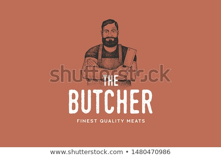 Butcher Stock photo © photography33