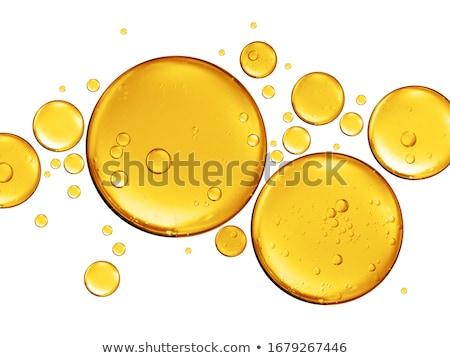 Golden Liquid Stock photo © idesign