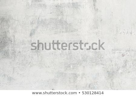 beton · muur · textuur · fragment · gebruikt · huis - stockfoto © serge001