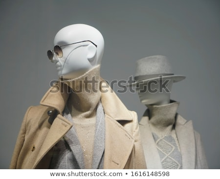 Mannequin with Sunglasses Stock photo © winterling