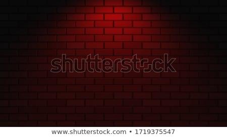 ramki · szary · murem · ściany · sztuki · przestrzeni - zdjęcia stock © kyolshin