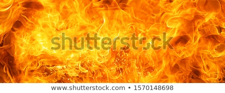 Fiery BLAST Stock photo © ArenaCreative