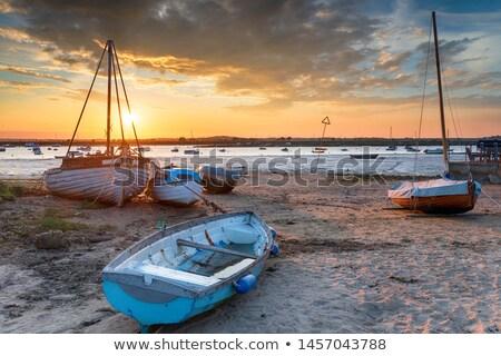 Essex coutry landscape Stock photo © jayfish