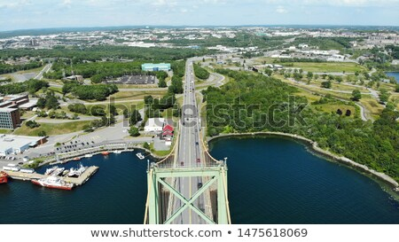 Dartmouth, Nova Scotia Stock photo © blamb