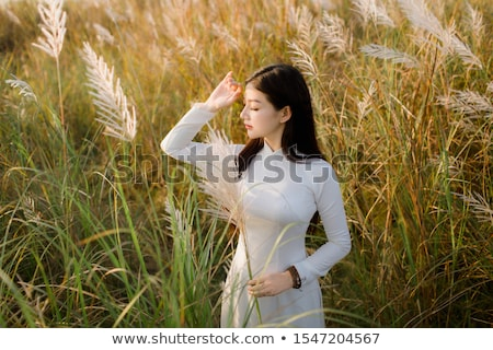 Vietnamese girl Stock photo © disorderly