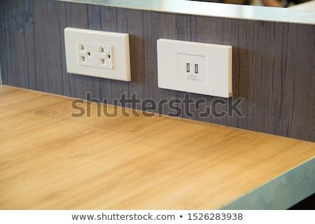 USB Plugs Stock photo © dezign56