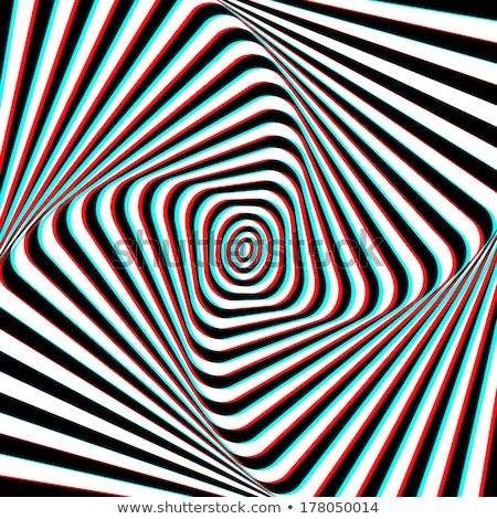 錯覚 ビジネス 眼 建物 建設 抽象的な ストックフォト © shawlinmohd