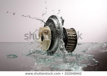 Autopeças motor resfriamento bombear água luz Foto stock © RuslanOmega