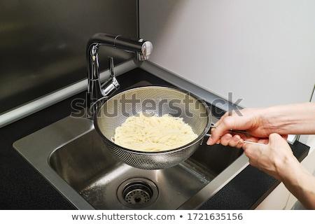 italian drain stock photo © spectral