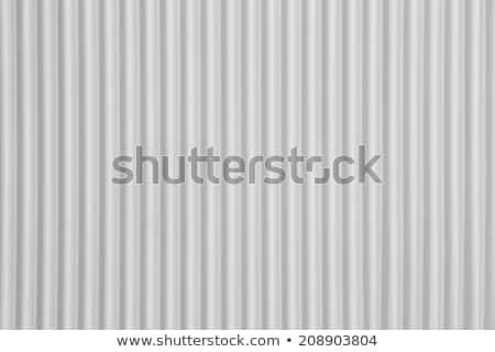 Background Texture Of Corrugated Iron Stock photo © H2O