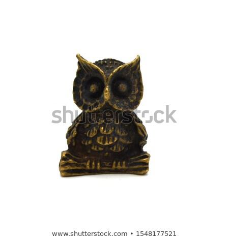 owl pendant Stock photo © RuslanOmega