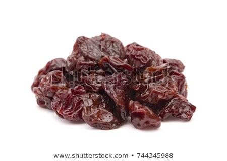 ストックフォト: チェリー · 小 · 赤 · 桜 · 皿