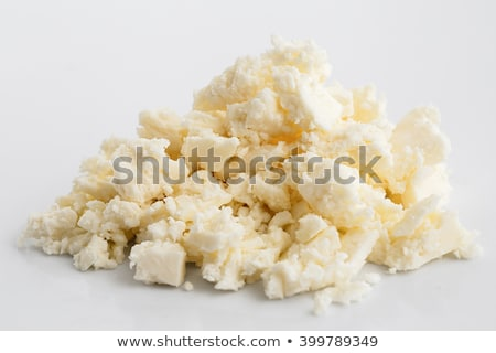 crumbly cheese stock photo © digifoodstock