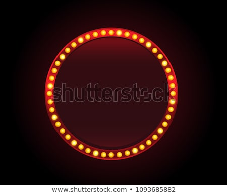 coins on a dark background with copyspace stock photo © zerbor