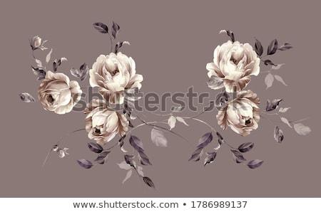 весенние цветы букет сирень Purple Сток-фото © Illia