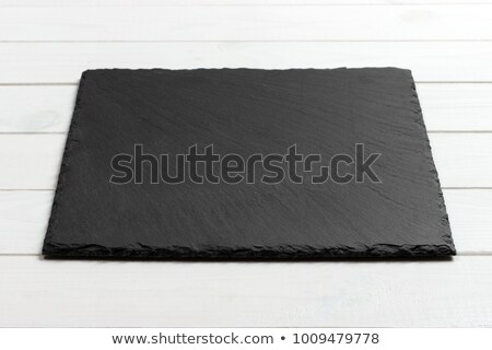 Stockfoto: Vintage Kitchen Wooden Utensils With Chopping Board On Stone Table Background Top View Space For T