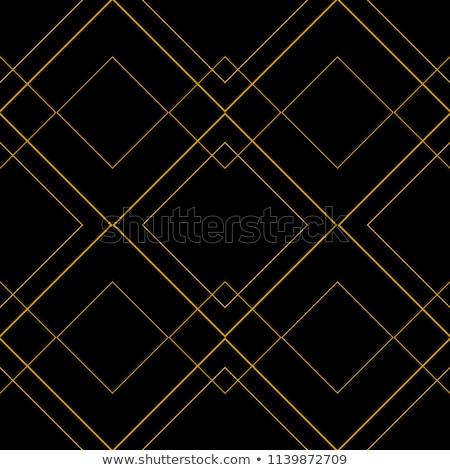 Orientalisch geometrischen traditionellen dekorativ Vektor Stock foto © Artspace