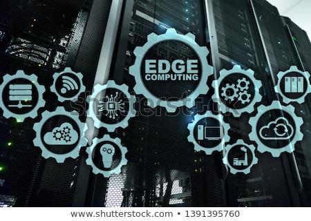 Data Intensive Computing as a Service Stock photo © Mazirama