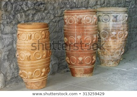 Knossos pit Stock photo © alrisha