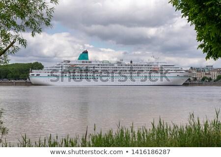 Bordeaux dockside Stock photo © smithore